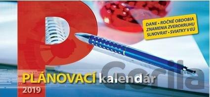 c52c568e7 Plánovací kalendár 2019 za 1,09€ | Gorila