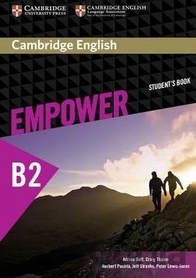Kniha Cambridge English Empower B2: Student's Book - Herbert Puchta, Adrian Doff,