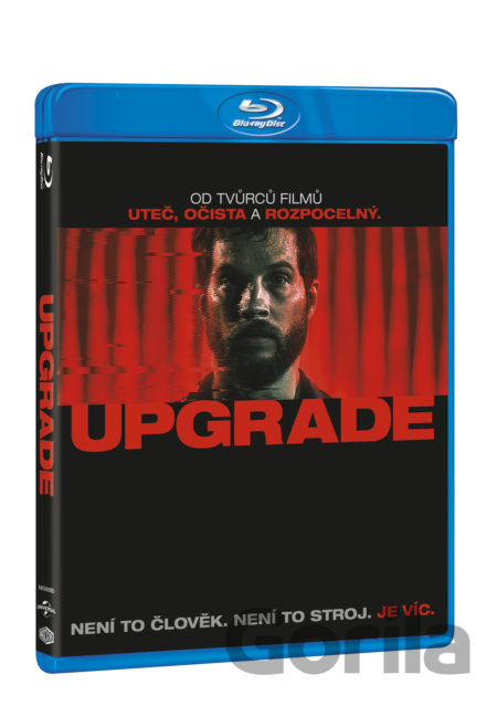 Blu-ray Upgrade - Leigh Whannell
