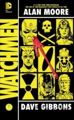 Kniha Watchmen International Edition TP (Dave Gibbons) (Paperback) - Alan Moore, Dave Gibbons