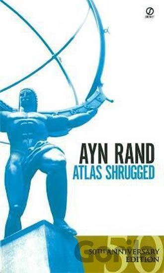 Kniha Atlas Shrugged (Ayn Rand) (Paperback) - Ayn Rand