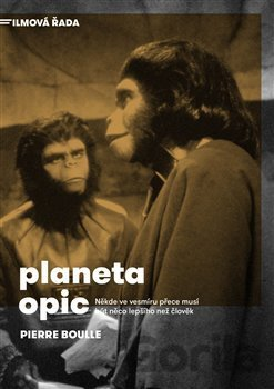 Kniha Planeta opic - Pierre Boulle