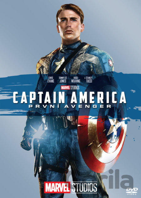 DVD Captain America: První Avenger - Joe Johnston