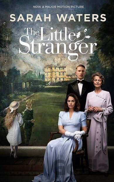 Kniha The Little Stranger - Sarah Waters