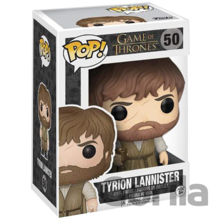 Funko POP! Game of Thrones - Tyrion Lannisterr