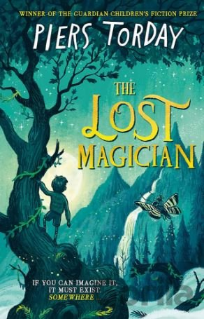 Kniha The Lost Magician - Piers Torday
