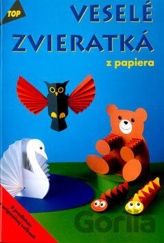 72ff46aa3 Kniha: Veselé zvieratká z papiera za 3,23€ | Gorila