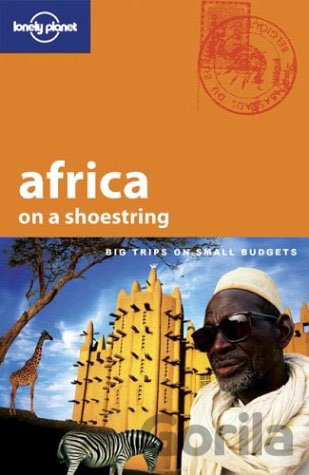 Kniha Africa on a Shoestring - Kevin Anglin