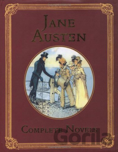 Kniha The Complete Novels - Jane Austen