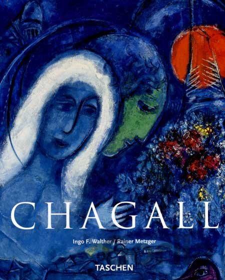 Kniha Chagall - Ingo F. Walther, Rainer Metzger