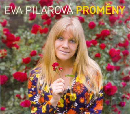 CD album PILAROVA EVA: PROMENY (  3-CD)