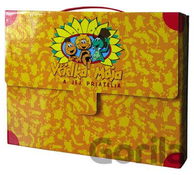 07517eead Kniha: Včielka Maja - kufrík za 19,88€ | Gorila