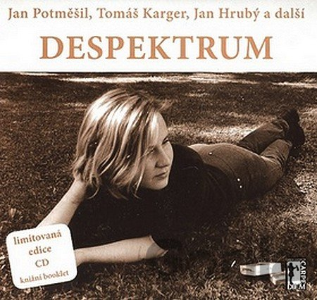 Kniha Despektrum + CD -
