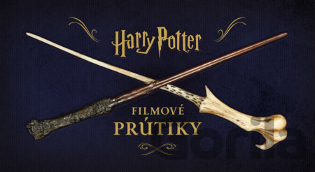 Kniha Harry Potter - Filmové prútiky - Monique Peterson