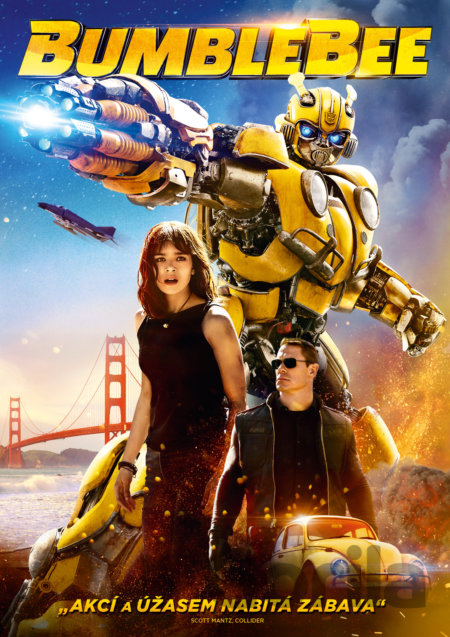 DVD Bumblebee - Travis Knight