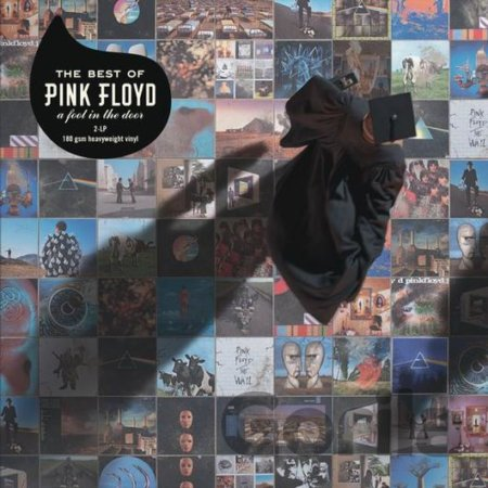 Pink Floyd: The Best of Pink Floyd - A Foot In The Door LP