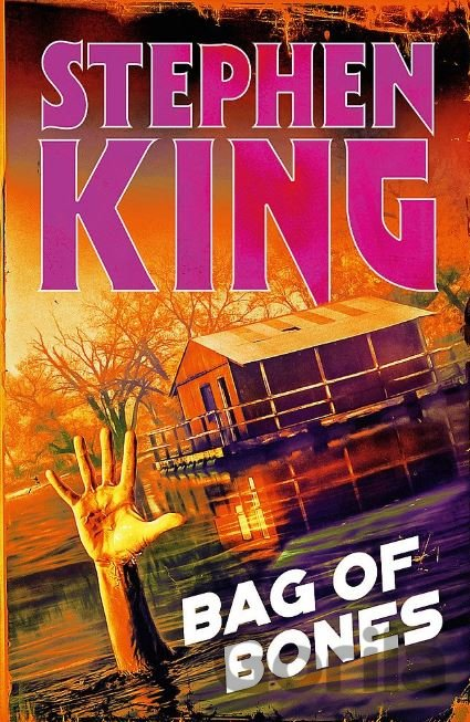 Kniha Bag of Bones - Stephen King