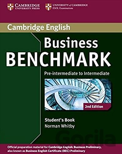 Kniha Business Benchmark: Pre-intermediate to Intermediate - Student's Book - Norman Whitby
