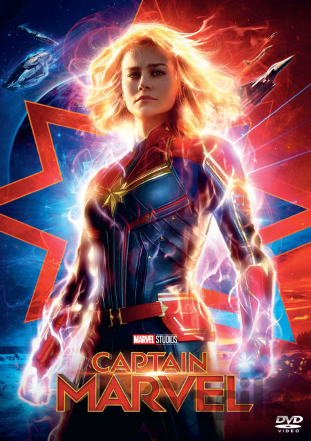 DVD Captain Marvel - Anna Boden, Ryan Fleck