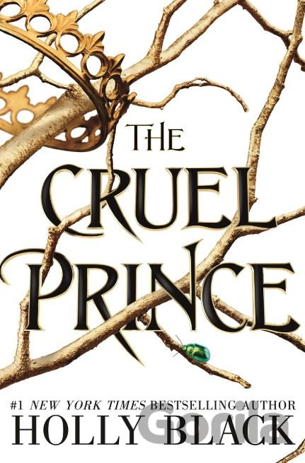 Kniha The Cruel Prince - Holly Black