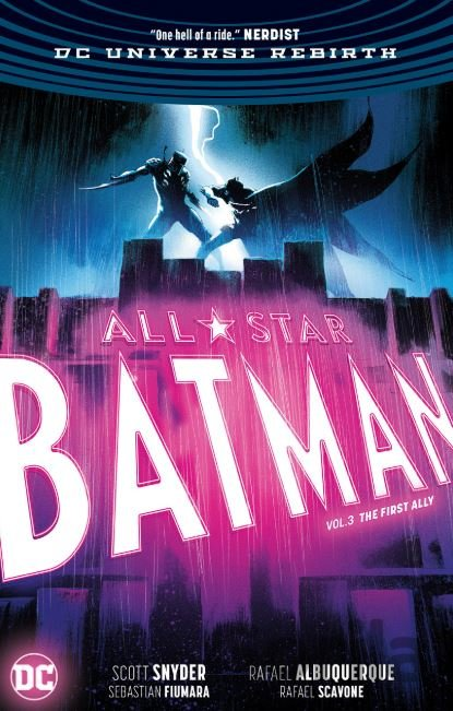 Kniha All-Star Batman (Volume 3) - Scott Snyder