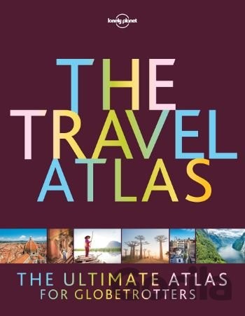 Kniha The Travel Atlas -