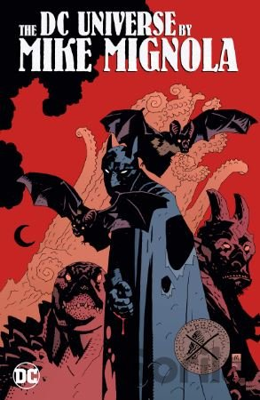 Kniha The DC Universe - Mike Mignola