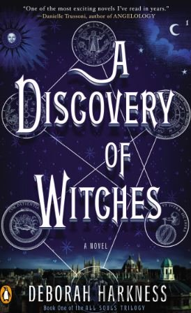 Kniha A Discovery of Witches - Deborah Harkness