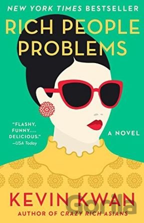 Kniha Rich People Problems - Kevin Kwan