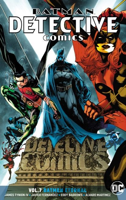 Kniha Batman: Detective Comics (Volume 7) - James Tynion IV