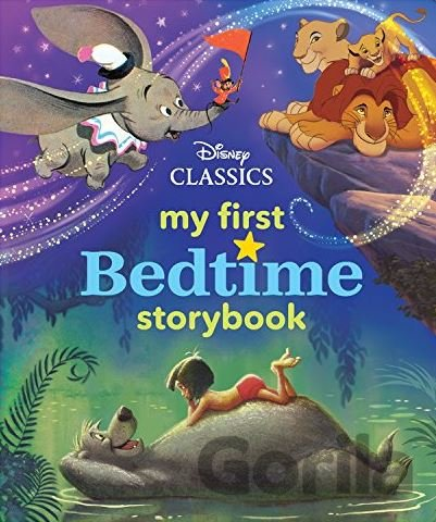 Kniha My First Bedtime Storybook -