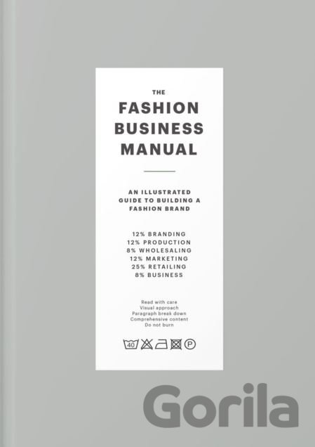Kniha The Fashion Business Manual -