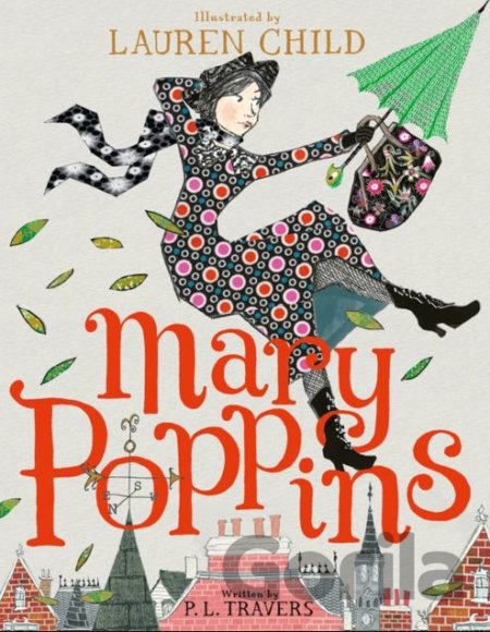 Kniha Mary Poppins - P.L. Travers