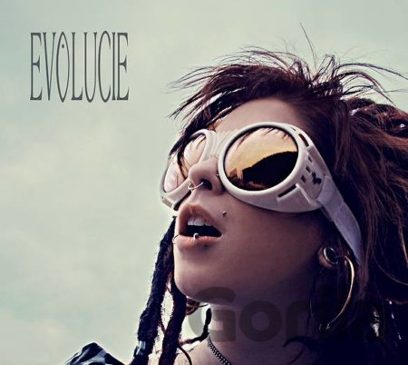CD album Lucie: Evolucie