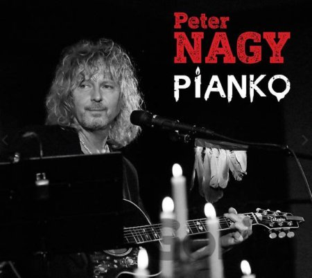CD album Nagy Peter: Pianko