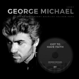 Kniha George Michael -