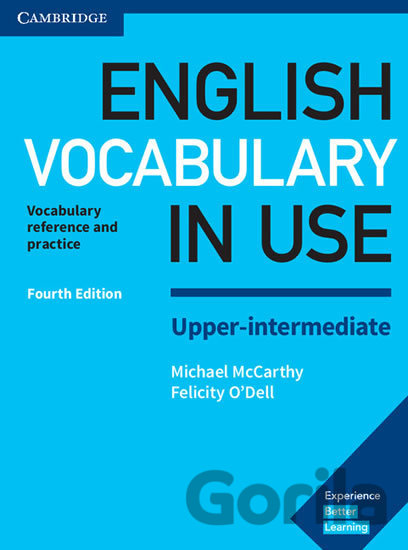 Kniha English Vocabulary in Use Upper-Intermediate Book with Answers - Michael McCarthy, Felicity O'Dell