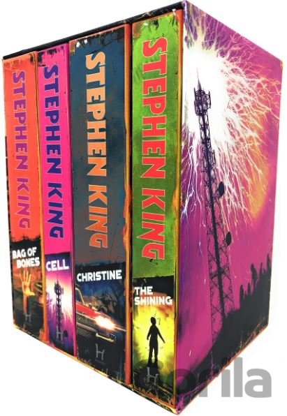 Kniha Stephen King Classic Collection - Stephen King
