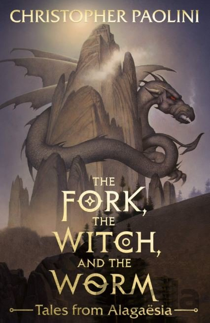Kniha The Fork, the Witch, and the Worm - Christopher Paolini