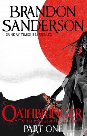 Kniha Oathbringer (Part One) - Brandon Sanderson