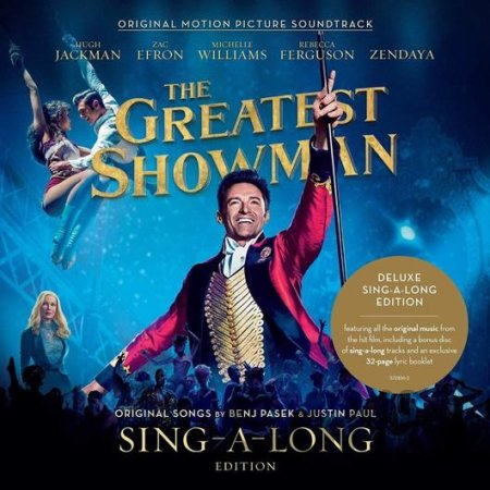 The Greatest Showman soundtrack SING-A-LONG