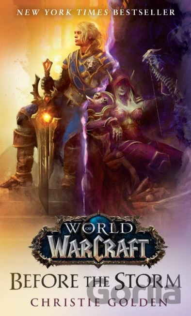 Kniha World of Warcraft: Before the Storm - Christie Golden