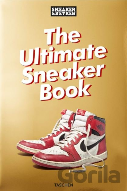 Kniha The Ultimate Sneaker Book - Martin Holz