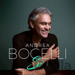 CD album Andrea Bocelli: Si CD