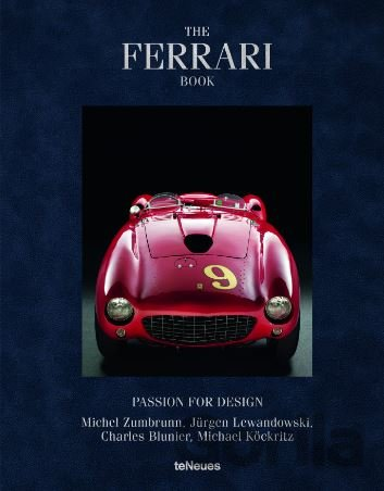 Kniha The Ferrari Book - Michel Zumbrunn, Jürgen Lewandowski