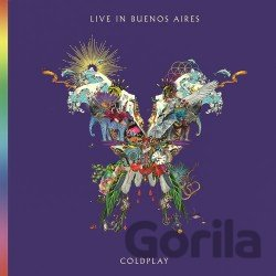 CD album Coldplay: Live In Bueno Aires