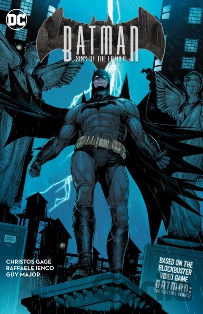 Kniha Batman: Sins of the Father - Christos Gage, Raffaele Ienco