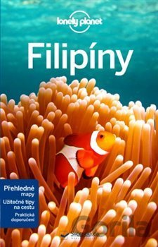 Kniha Filipíny - Lonely Planet -