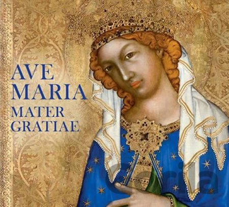 CD album Ave Maria Mater Gratiae