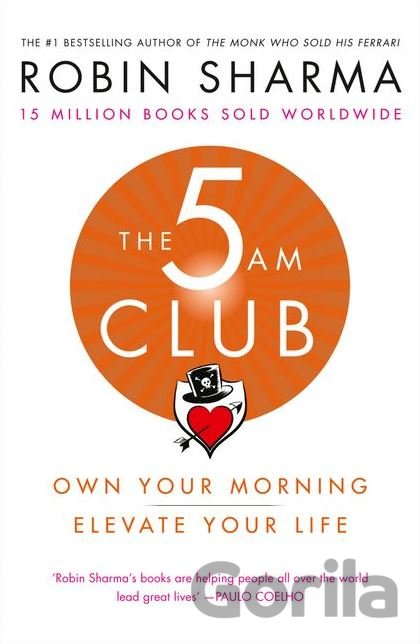 Kniha The 5 AM Club - Robin Sharma